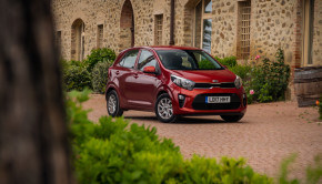 2017 Kia Picanto Review Video