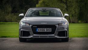 Audi TT RS Convertible 2017