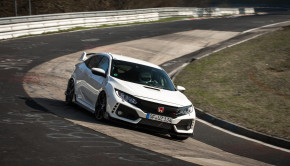 Honda-Civic-Type-R-2017-Nurburgring-Lap-Record