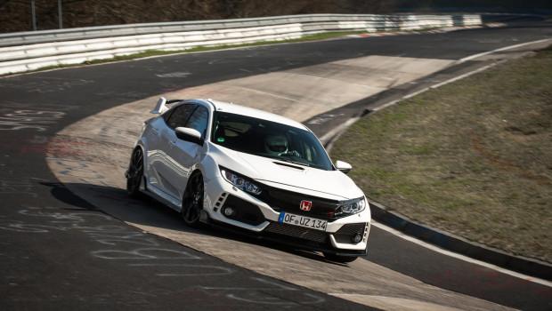 Honda-Civic-Type-R-2017-Nurburgring-Lap-Record