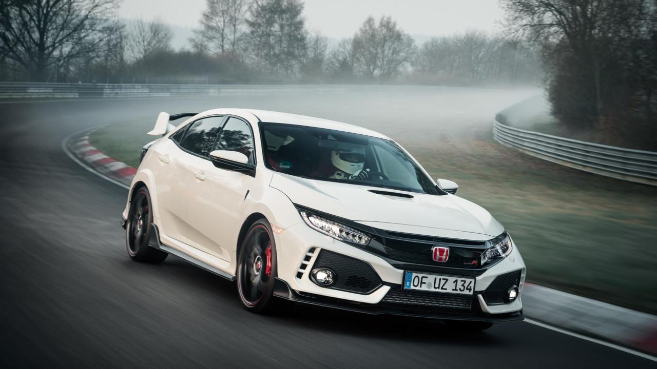 Honda-Civic-Type-R-2017-Nurburgring-Time