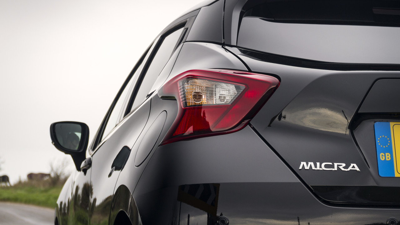 Nissan Micra 2017 Design
