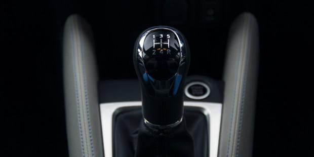 Nissan Micra 2017 Gearbox