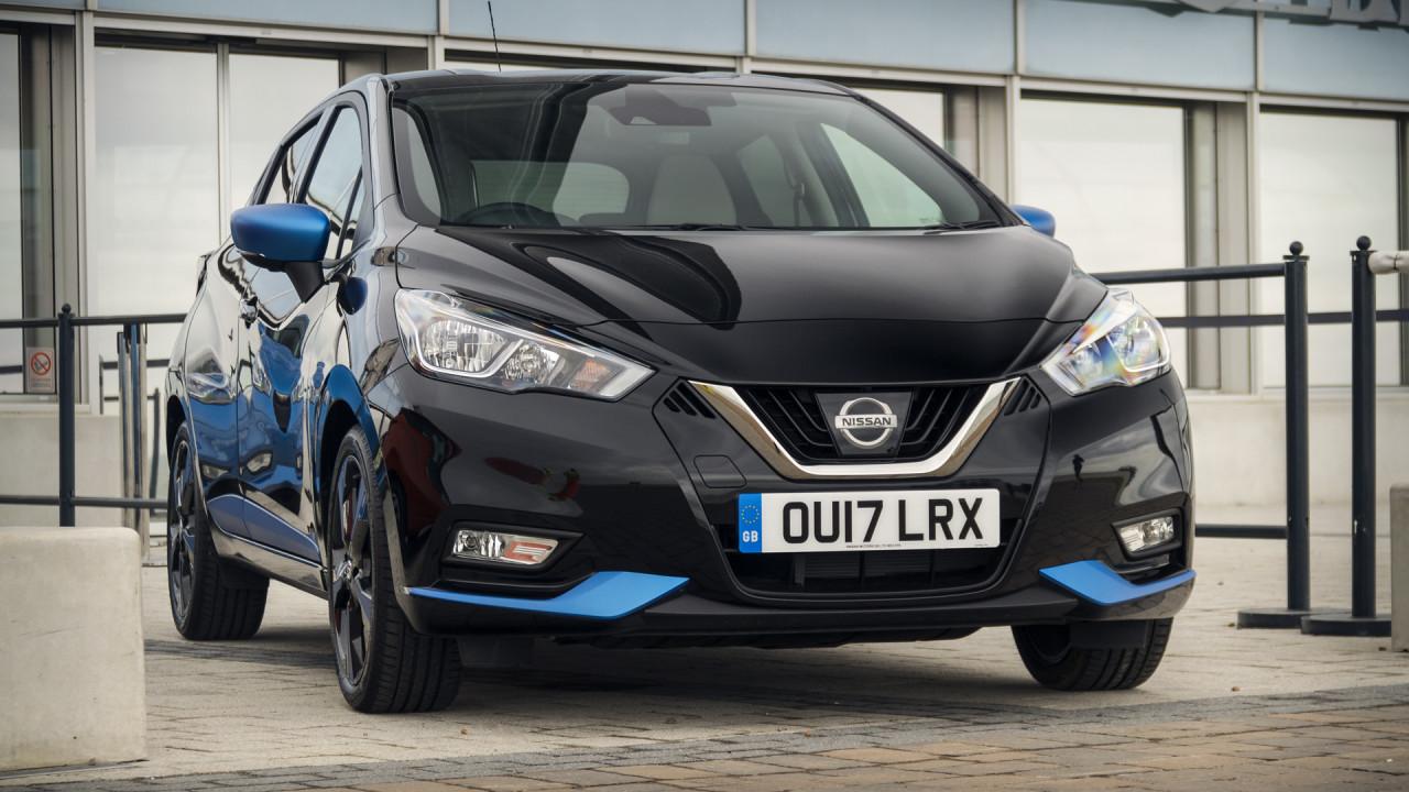 Nissan Micra 2017 Personalisation