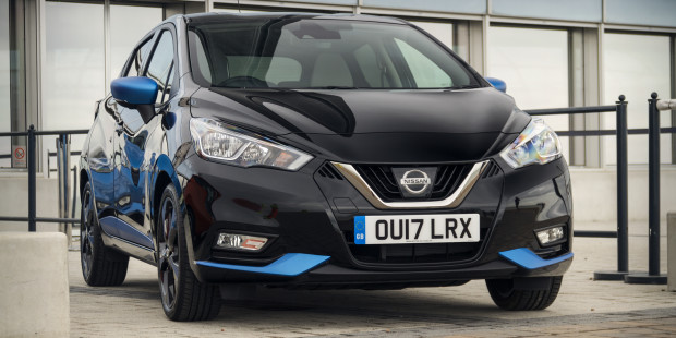 Nissan Micra 2017 Personalisation