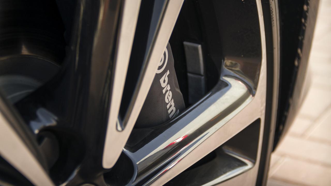 Vauxhall Insignia Grand Sport Brembo Brakes