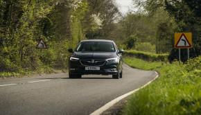 Vauxhall Insignia Grand Sport Driving