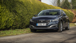 2017 Peugeot 508 Video Review