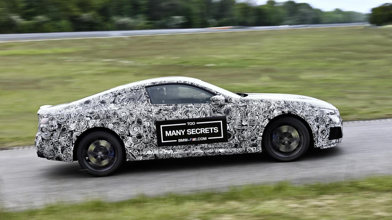 BMW-M8-Prototype-Testing