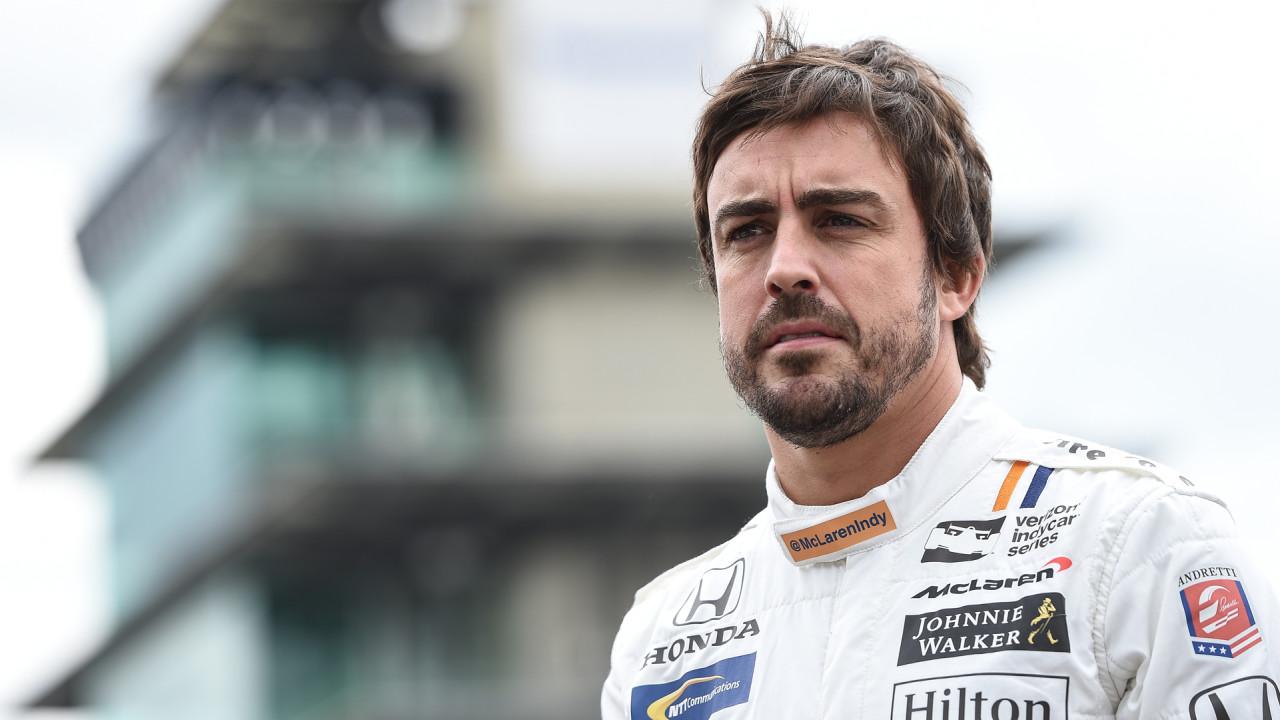 Fernando-Alonso-IndyCar-Test