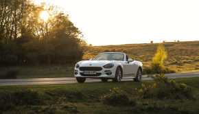Fiat 124 Spider Video Review