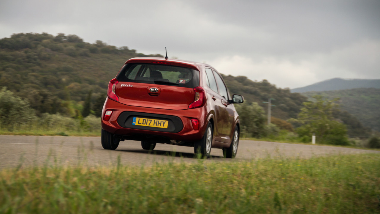 Kia Picanto 2017 Review UK