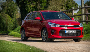 Kia Rio First Edition Video Review