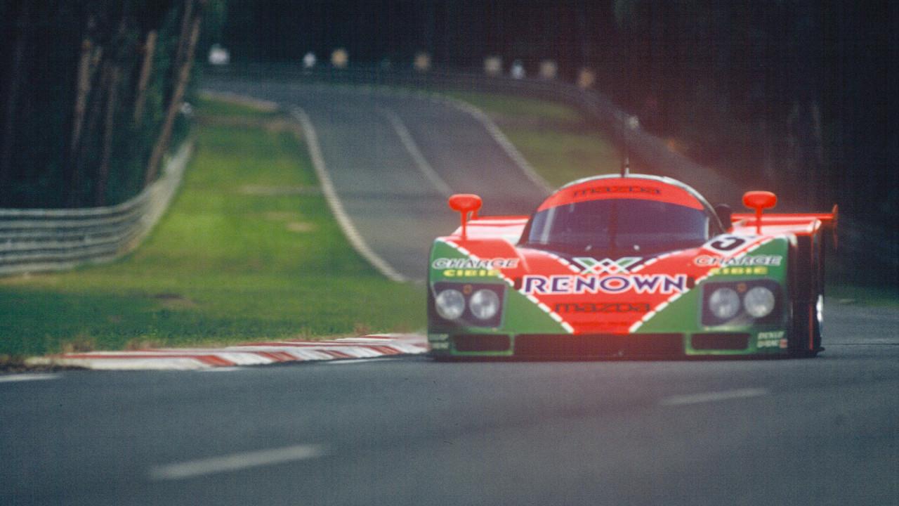 Mazda-787B-Le-Mans-Winner-1991-Rotary-Engine