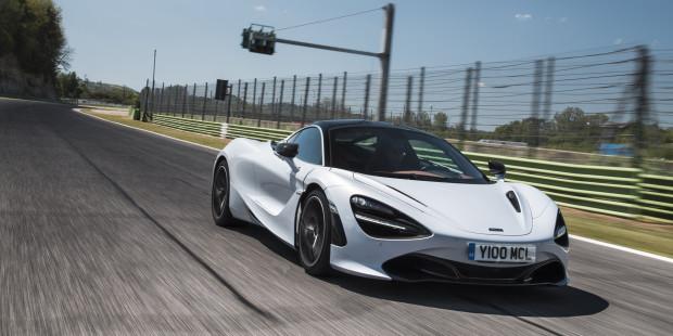 McLaren-720S-Glacier-White-Track