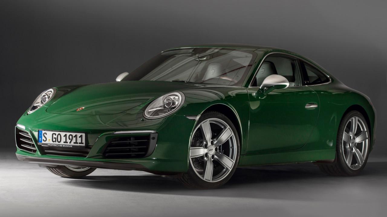 Porsche-1,000,000th-911