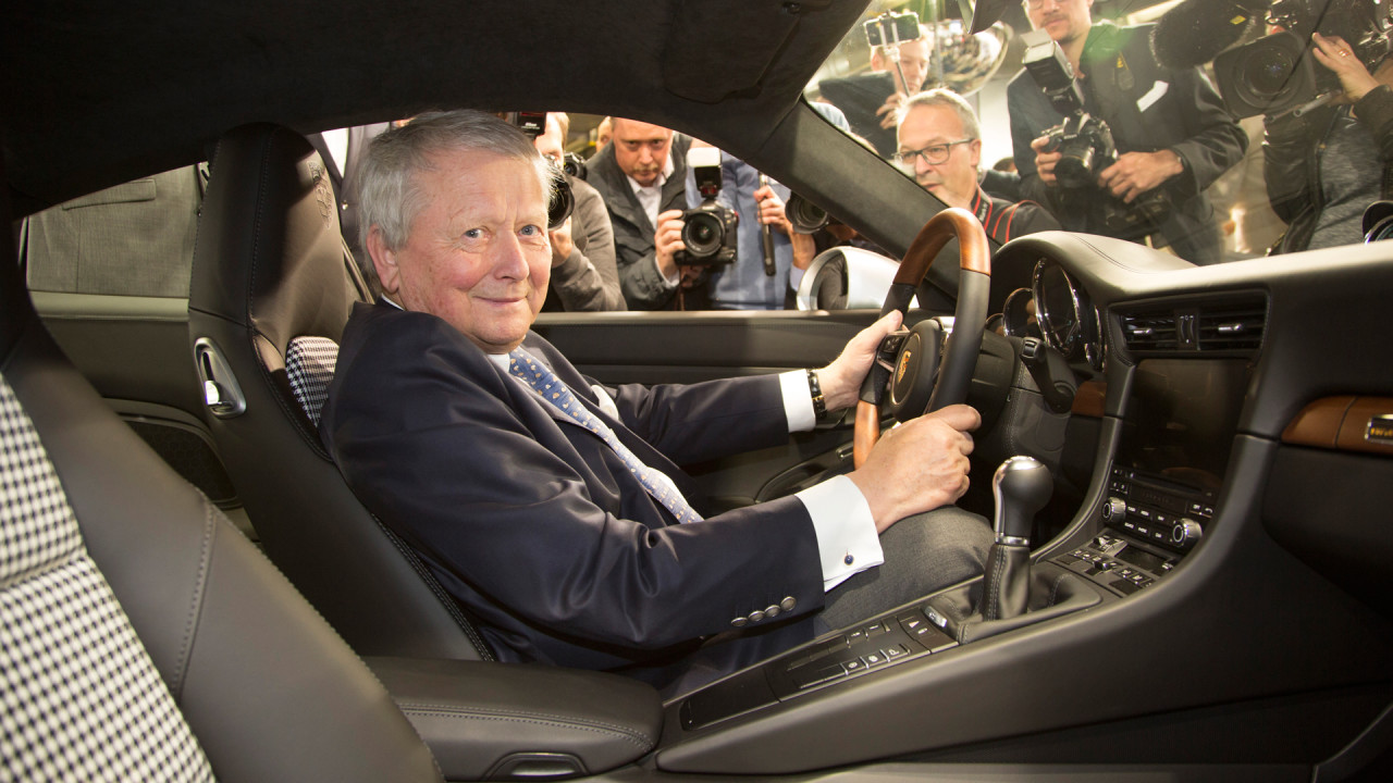 Porsche-1,000,000th-911-Dr-Wolfgang-Porsche