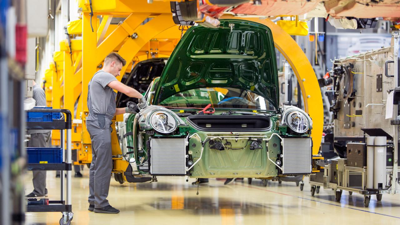 Porsche-1,000,000th-911-Production