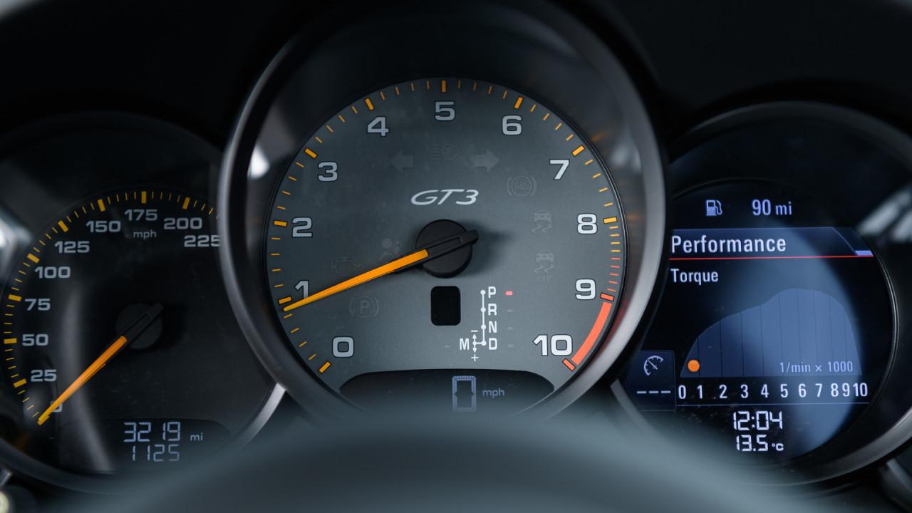 Porsche-911-GT3-2017-Instruments