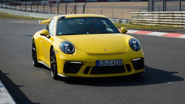 Porsche-911-GT3-2017-Nurburgring-Time