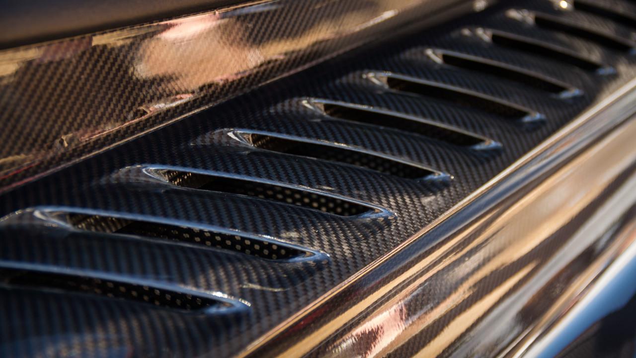 Aston Martin Vulcan Carbon Fibre