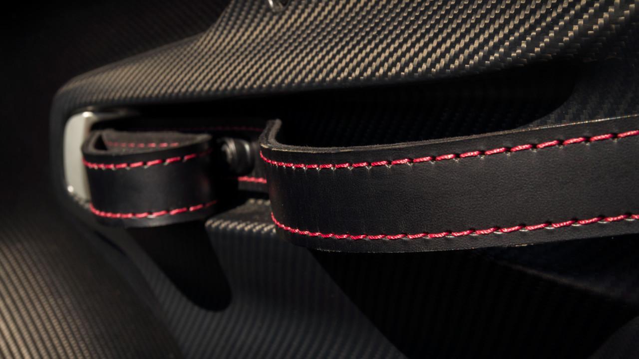 Aston Martin Vulcan Leather
