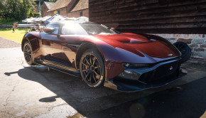 Aston Martin Vulcan Shelsley Walsh