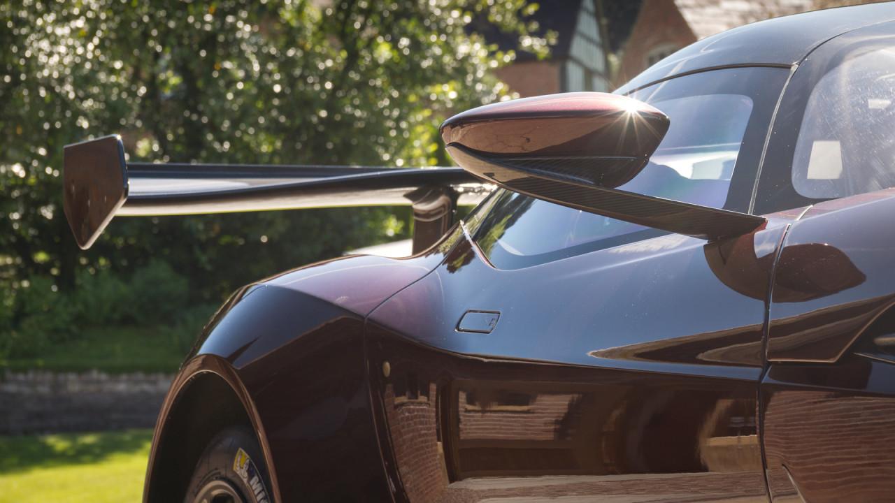 Aston Martin Vulcan Wing