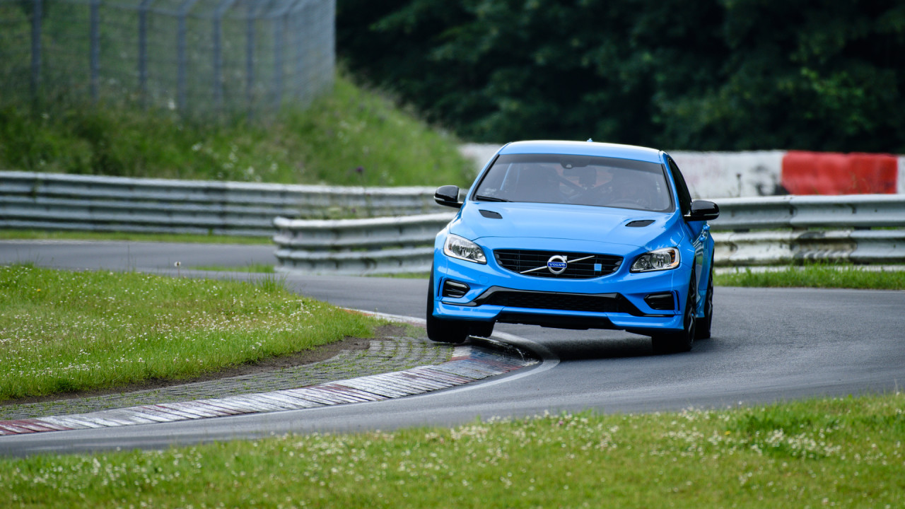 Volvo-S60-Polestar-Nurburgring-Record