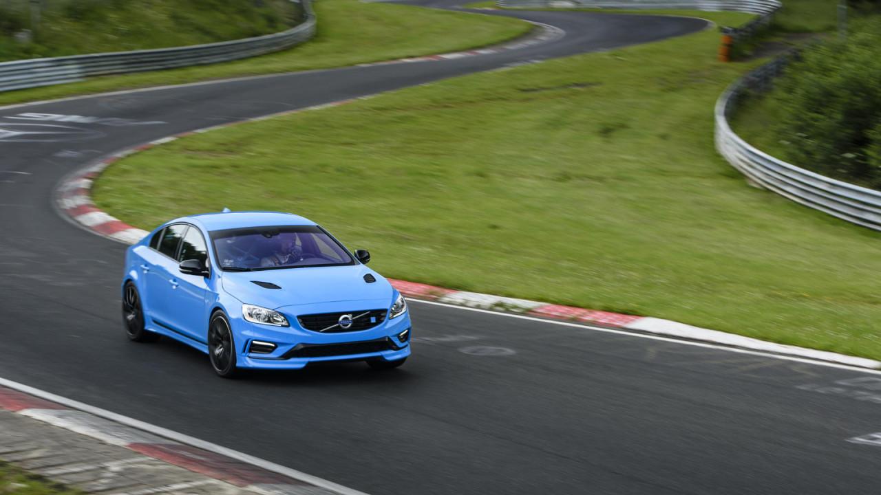 Volvo-S60-Polestar-Nurburgring-Time
