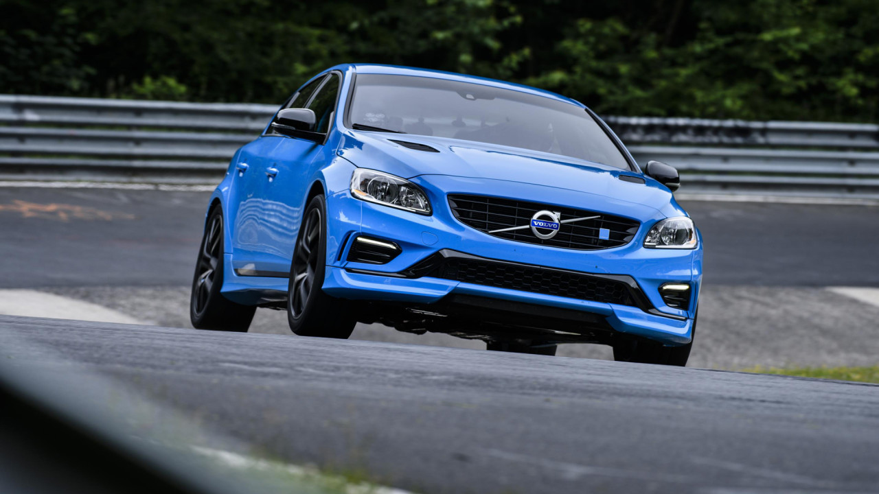 Volvo-S60-Polestar-Nurburgring-Video