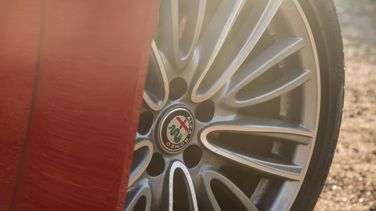 Alfa Romeo Giulia 2017 Wheels