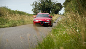 Alfa Romeo Giulia Super Review