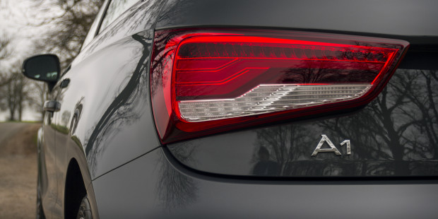 Audi A1 2017 Badge