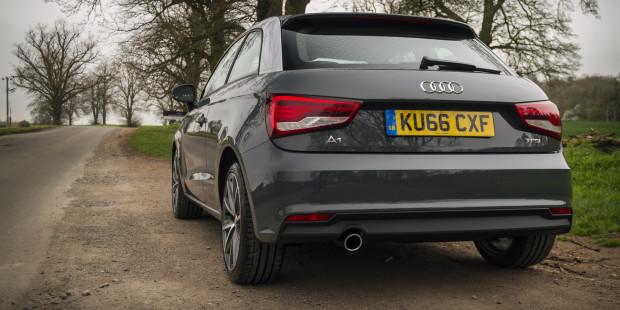 Audi A1 2017 Design