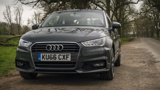 Audi A1 2017 Front