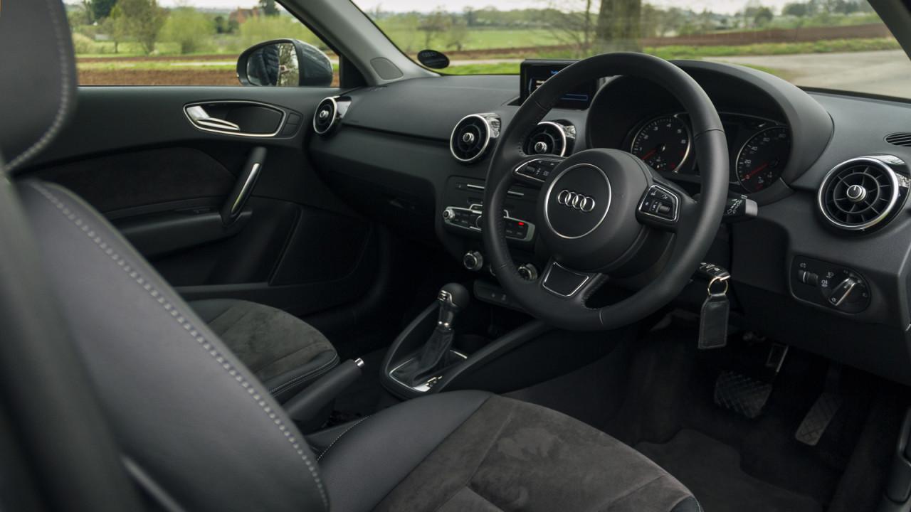 Audi A1 2017 Interior