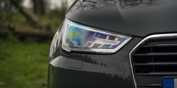Audi A1 2017 Lights