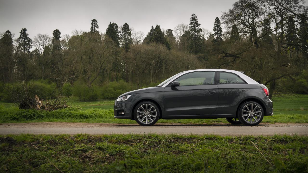 Audi A1 2017 Profile