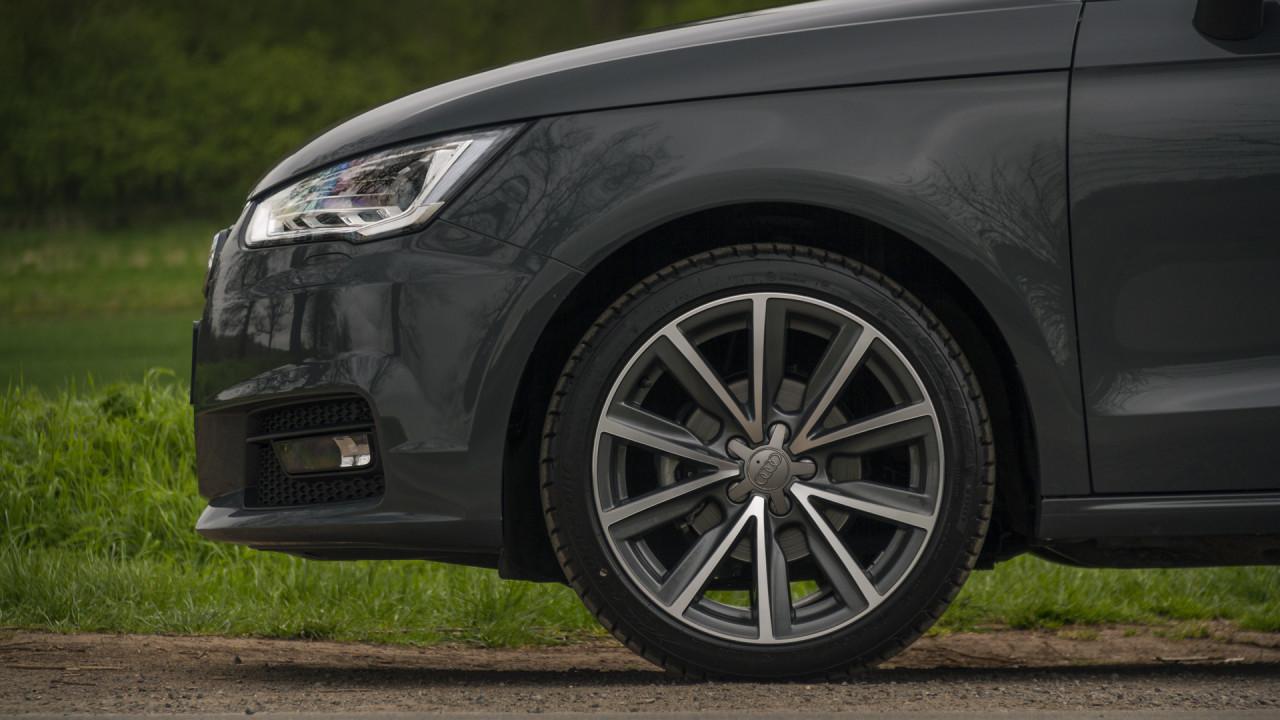 Audi A1 2017 Wheels