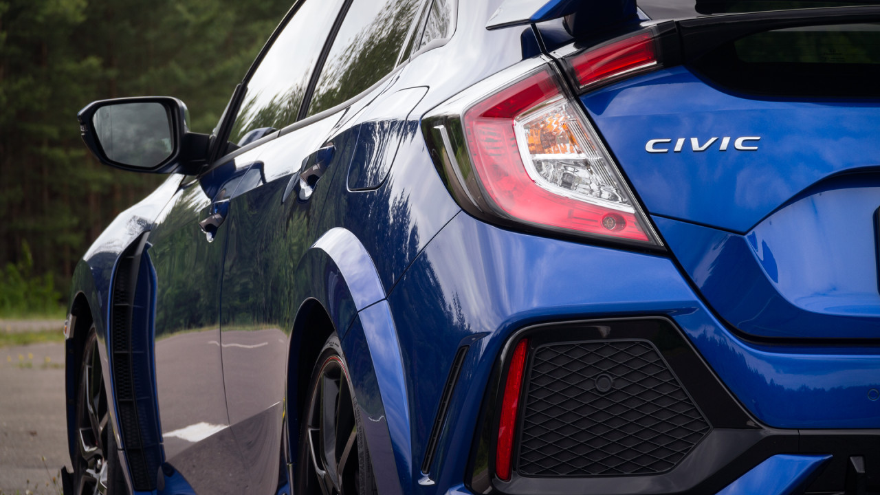 Honda Civic Type R 2017 Design