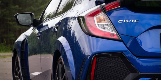 Honda Civic Type R 2017 Design