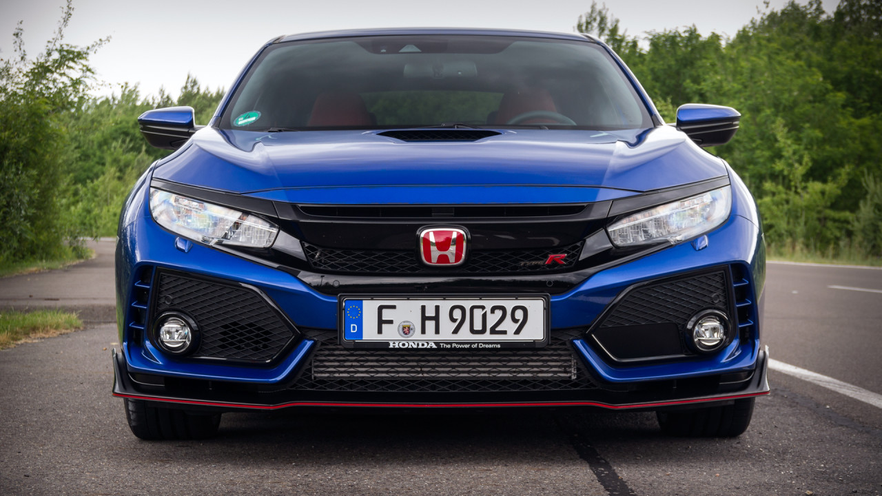 Honda Civic Type R 2017 Lights