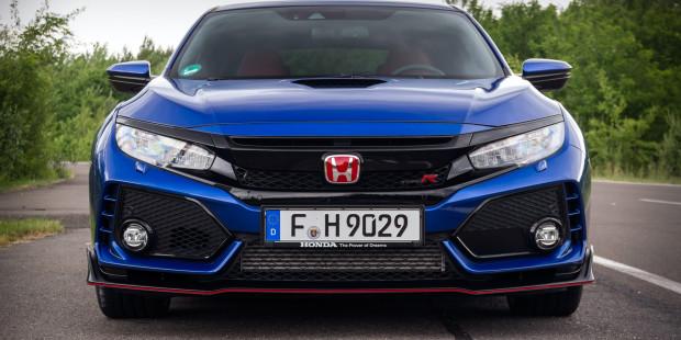 Honda Civic Type R 2017 Lights
