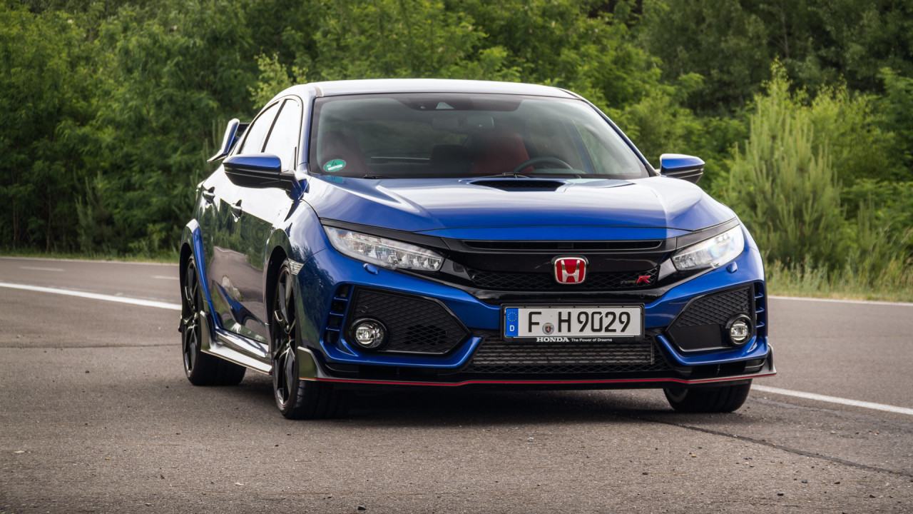 Honda Civic Type R 2017 Video Review