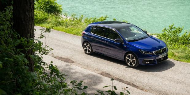 Peugeot 308 2017 Design