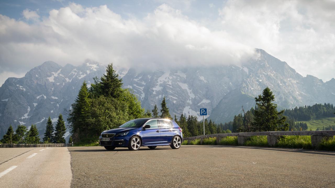 Peugeot 308 2017 Mountain