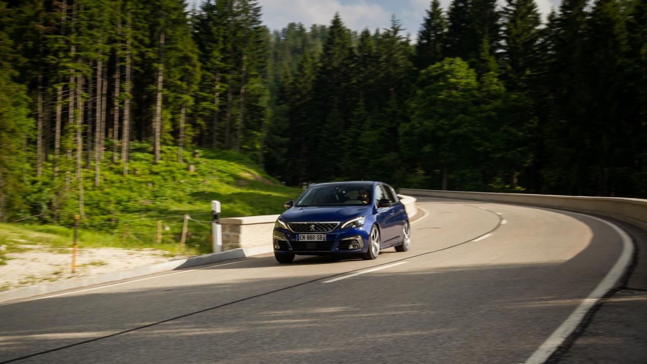 Peugeot 308 2017 Performance