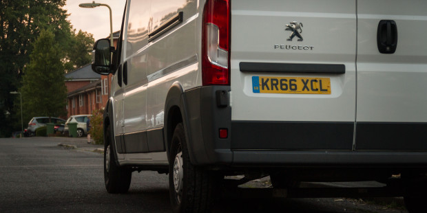 Peugeot Boxer Review 2017