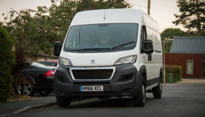 Peugeot Boxer Review
